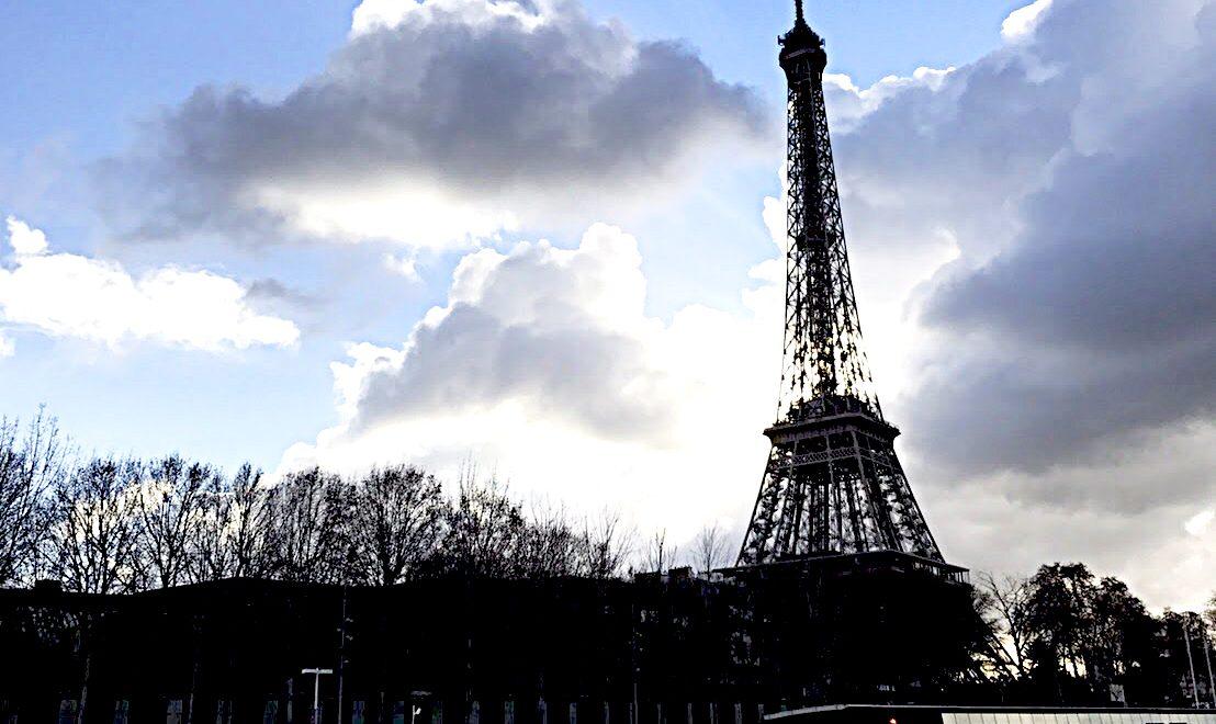 Dear Paris...